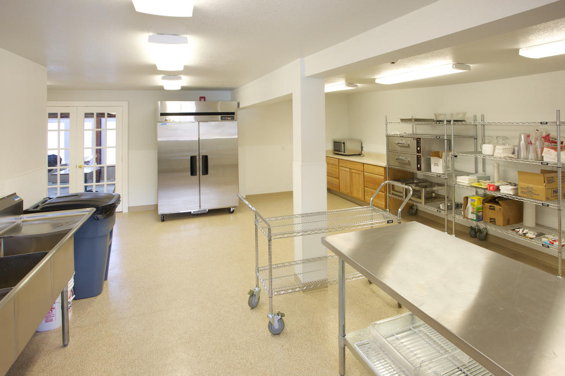 Kitchen Facility at 800 Moraine Event Space