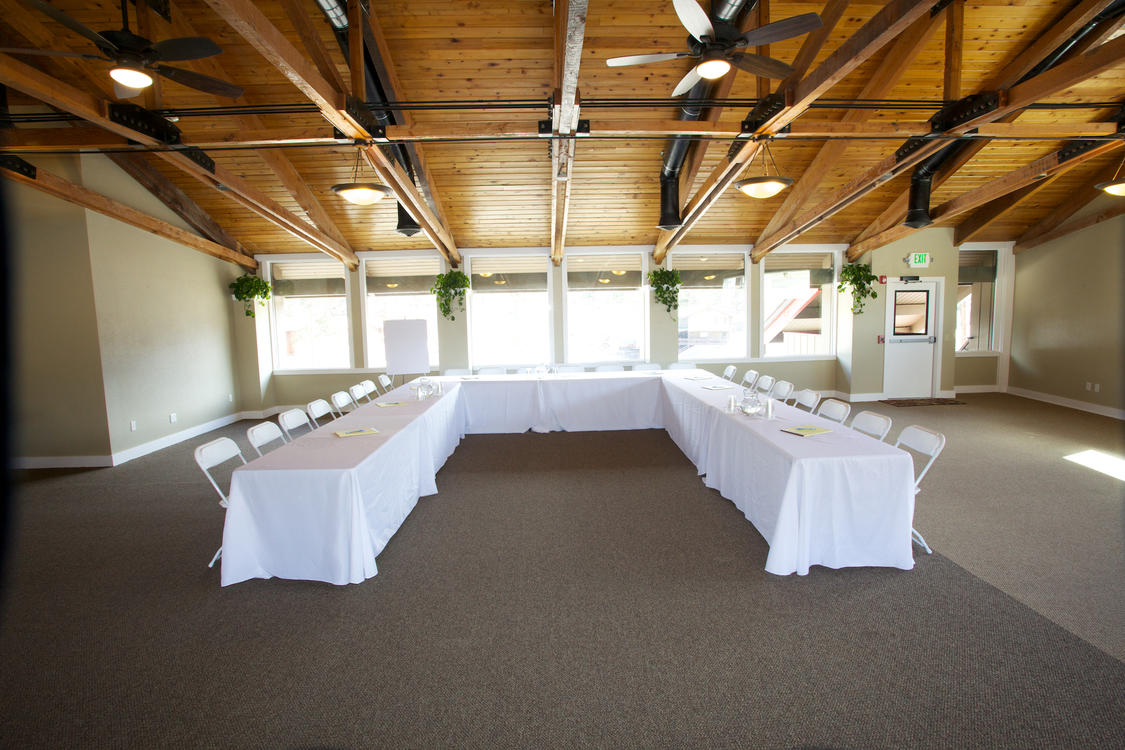 Conference Tables at 800 Moraine Event Space