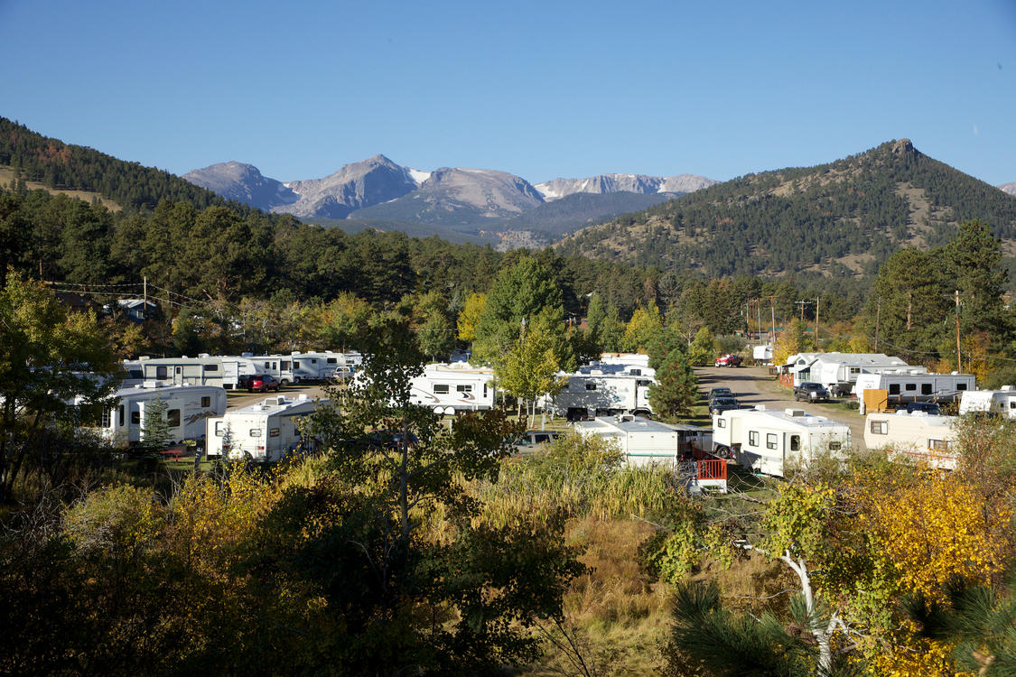 View of Manor RV Park