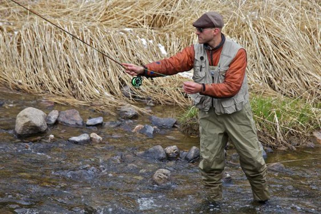 Fly Fishing at Trout Haven Resorts