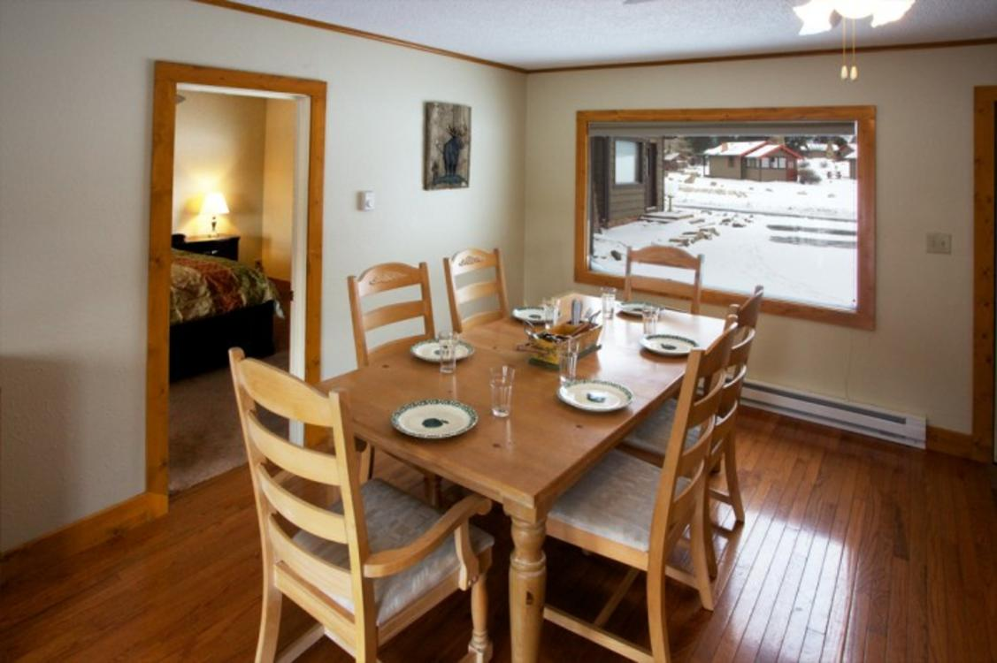 Brook Trout Dining Room