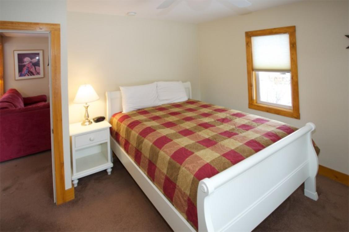 Lake Trout House Bedroom