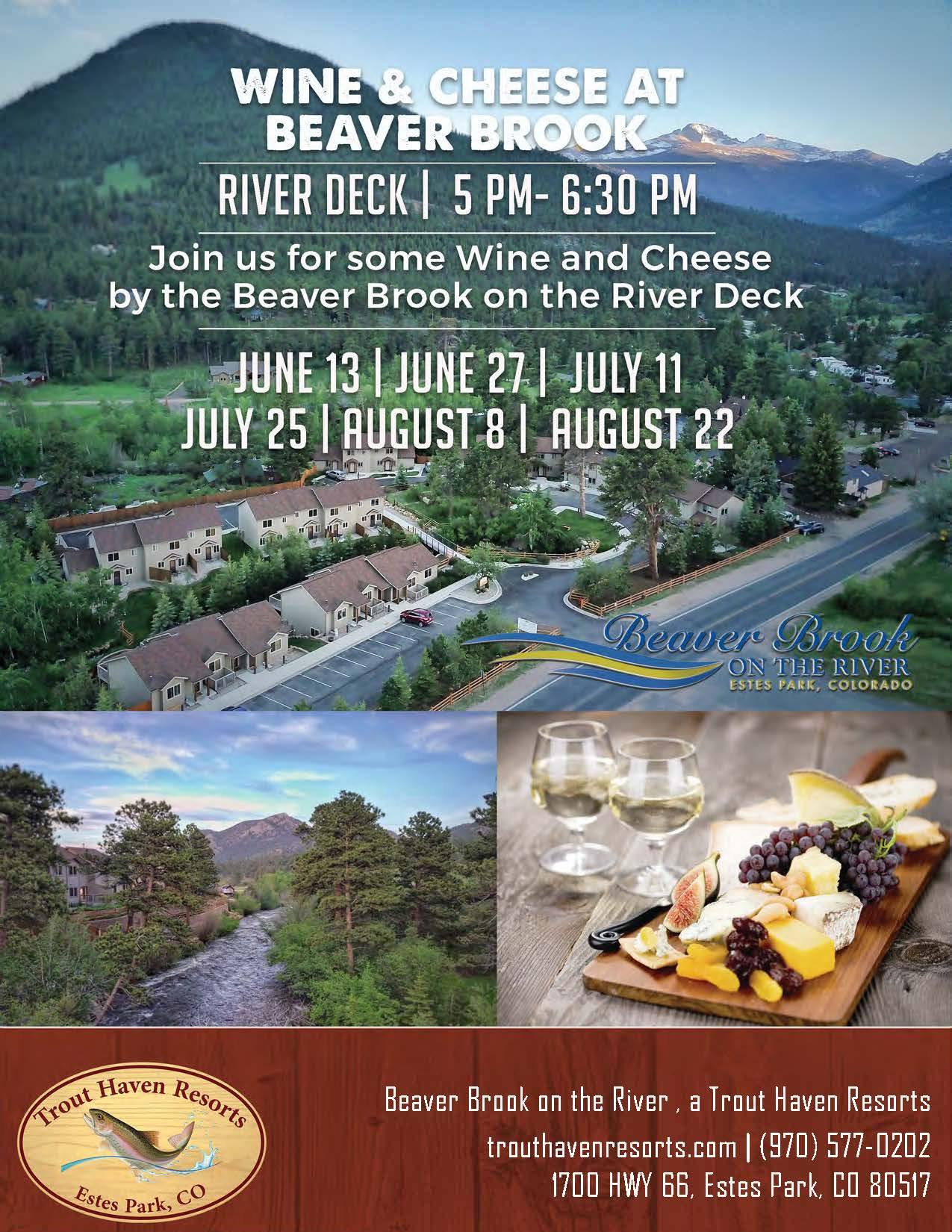 Beaver Brook on the River 2019 Event